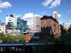 Sur la High Line