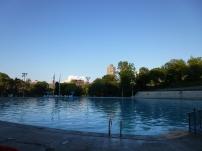 Lasker pool, Central Park