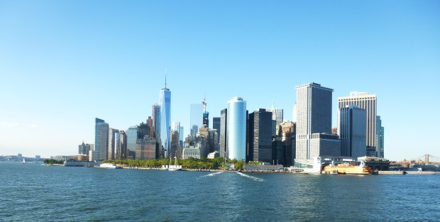 manhattan-arrivee-par-ferry