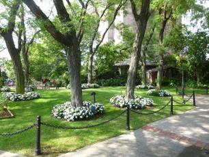 Sympathique parc