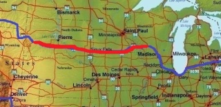 Route Minnesota